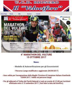 Marathon del Vulture