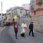 Barile la processione