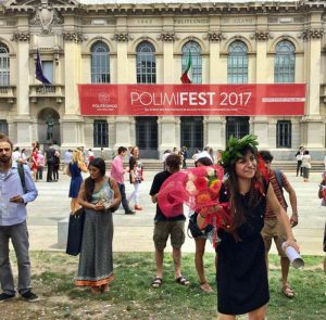Auguri a Martina Villonio di Venosa laurea specialistica Politecnico di Milano