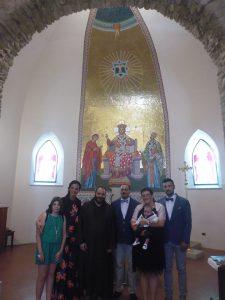 Ginestra Battesimo di Michele tucciariello