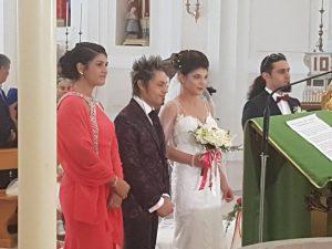 Giuseppe Fortunato e Carmen Mazzucca