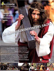 Barile su Famiglia Cristiana a cura APT e Regione Basilicata