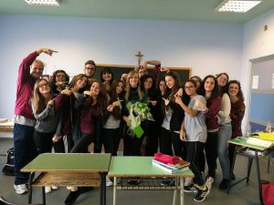 Venosa auguri Alessia Tripaldi 18 anni