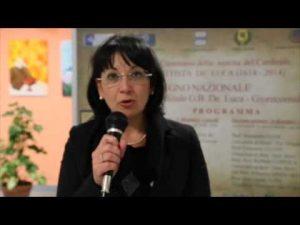 La dirigente scolastico Mimma Carlomagno