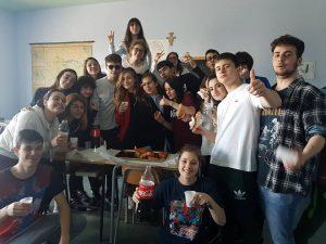 Venosa 19 marzo 2018 Auguri a Chiara Duino per i 18 anni compiuti