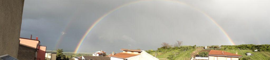 arcobaleno raro